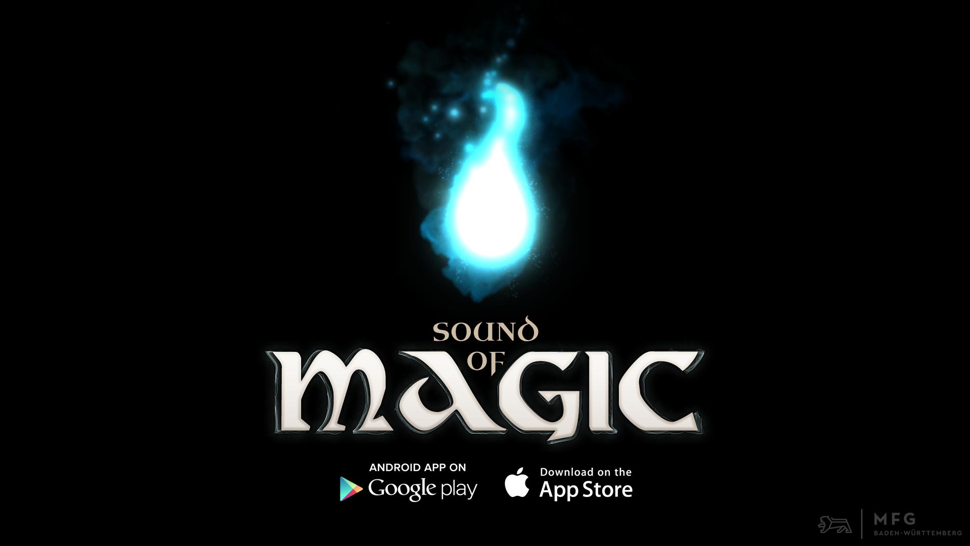Sound of Magic Logo