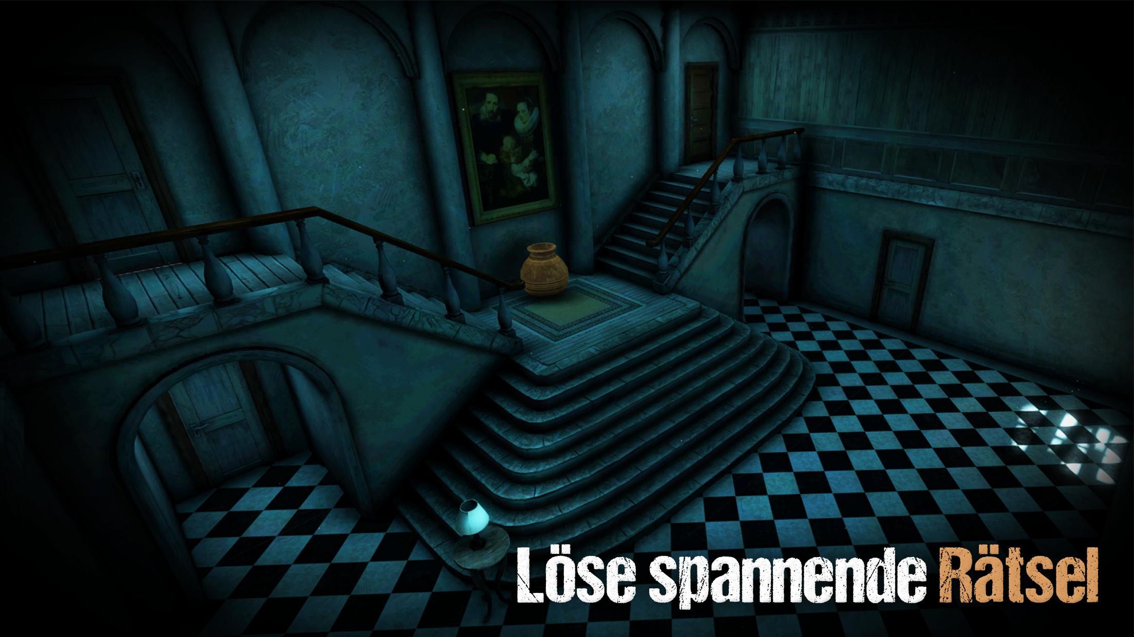 Sinister Edge 3D Horror Game Screenshot